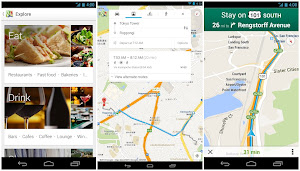 Google Maps 7 Android