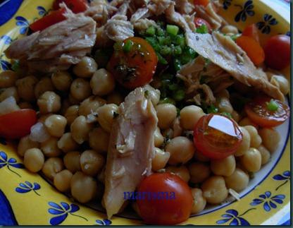 ensalada de garbanzos1