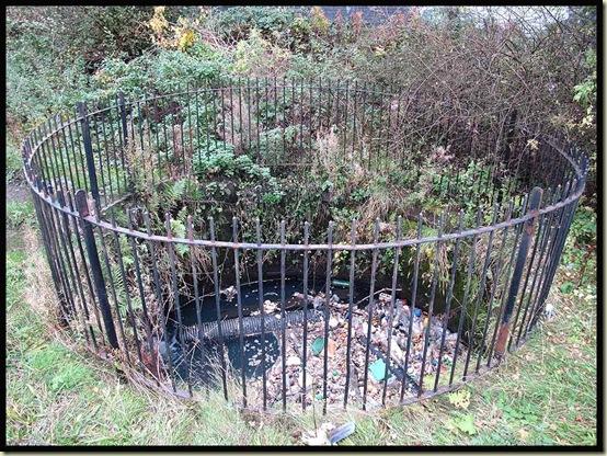 Brindley's Circular Weir