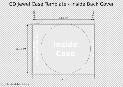 jewel case template cd insert new calendar template site. Black Bedroom Furniture Sets. Home Design Ideas