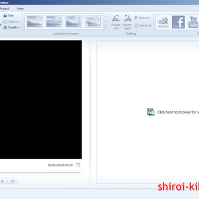 Mengenal Lebih Dekat Windows Movie Maker