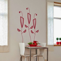 wallpaper cantik untuk ruang tamu