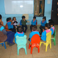 Pre Primary on 22nd January, 2014 GDA Harni