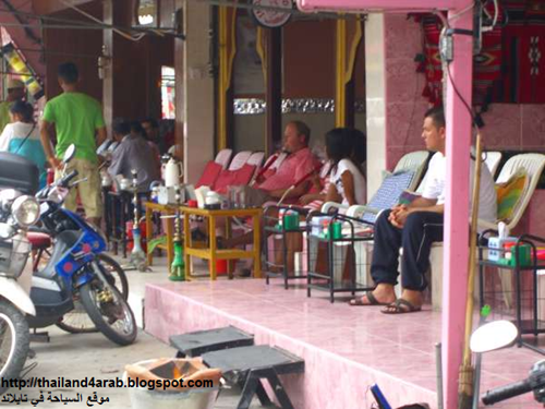 موقع السياحة في تايلاند