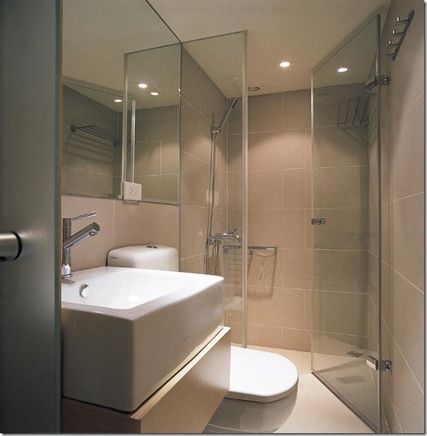 casa e interni - appartamento - piccoli spazi - T (6)