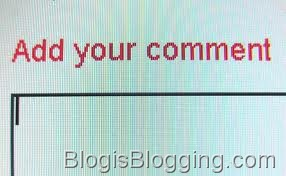 Get Traffic And Backlinks By Blog Commenting