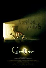 Coraline - poster