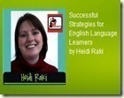 Successful Strategies for Teaching English Language Learners