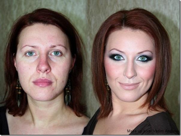 A mágica da maquiagem (5)