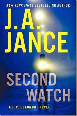 Second_Watch_JA_Jance_Cover