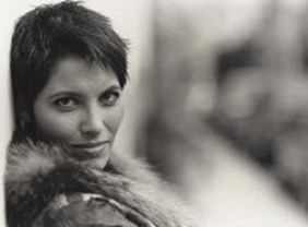 Mezzo-soprano Vivica Genaux [Photograph by Harry Heleotis]