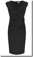 Black Wrap Dress 2