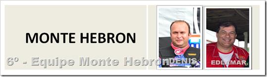 Equipe Monte Hebron
