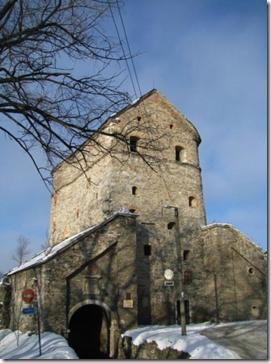 Кам'янець-Подільський, польська брама