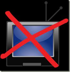 Телевизору - нет!