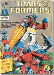 P00009 - Transformers #9