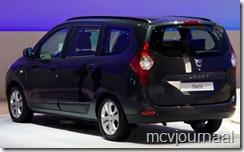 Dacia Lodgy Autosalon Geneve 2012 08