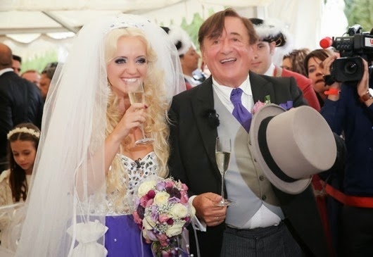 Richard Lugner Wedding Richard Lugner Cathy _oSfw2S4HNcl