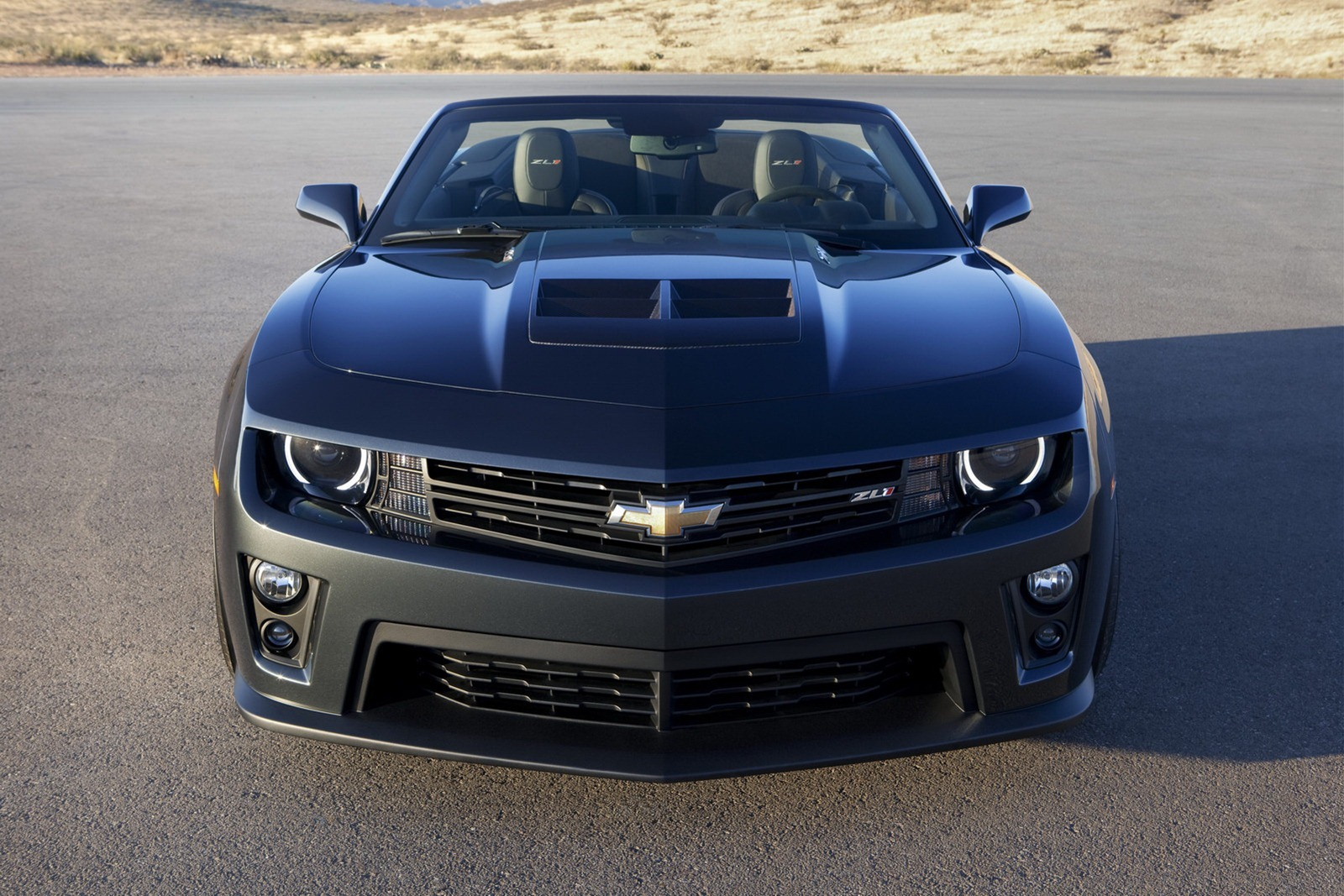 New 2013 Chevrolet Camaro ZL1 Convertible Carries a Base Price of