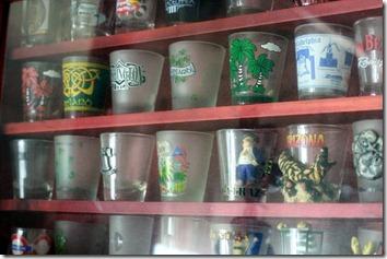 shotglasses