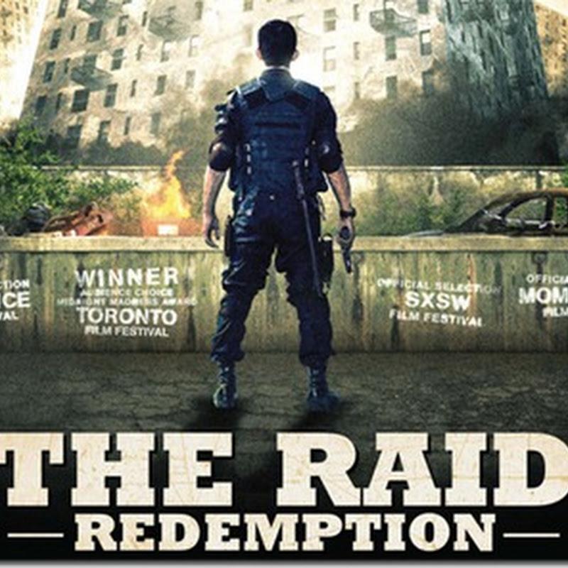 Movie patut didownload ! The Raid: Redemption