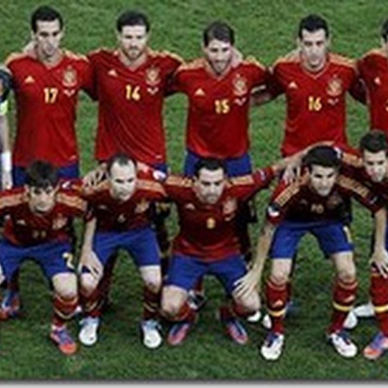 La UEFA eligió los 23 futbolistas mas destacados de la Eurocopa