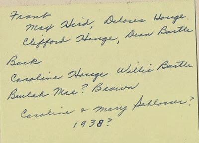 Max herd Class Moorhead Antiques 1938 list