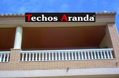 Techos en Pilar De La Horadada