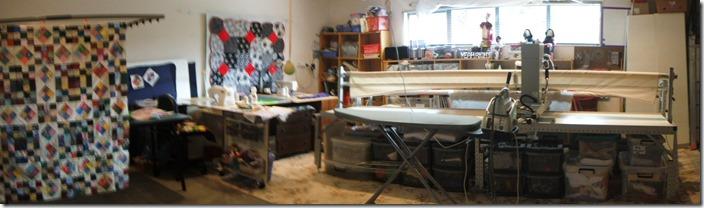 Quilt studio