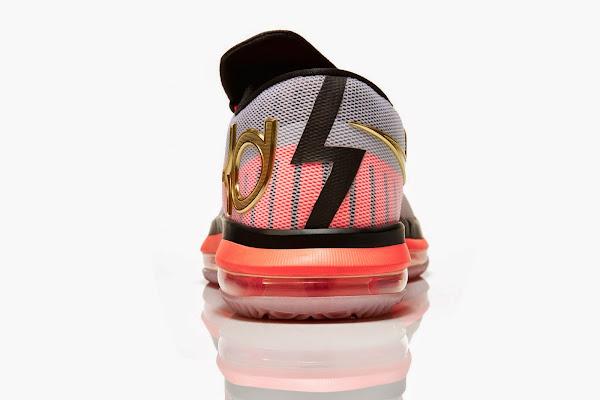 Nike Basketball Elite Series Gold Collection KD6 Kobe 9 amp LeBron 11