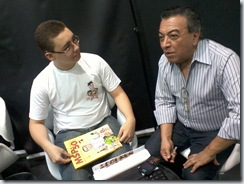 Entrevista com Mauricio 9