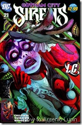 P00021 - Gotham City Sirens #21