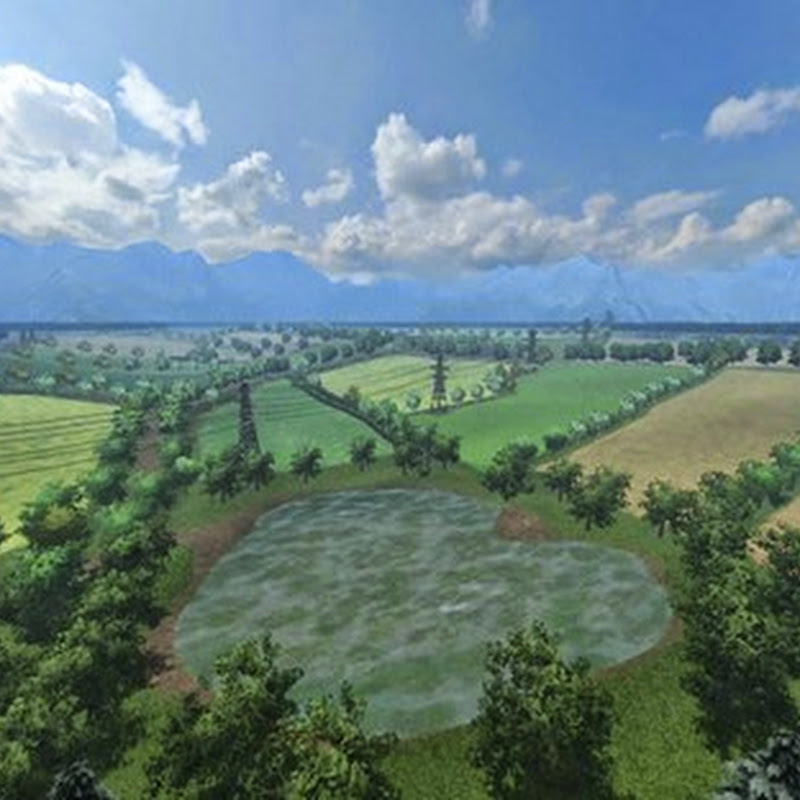 Farming simulator 2013 - Unavailable region v 2.2 Lake Edition