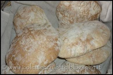 Colette e Culotte fanno il pane!