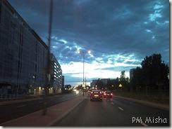 Varsóvia, a avenida KEN