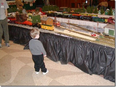 04 G-Gaugers Layout at TrainTime 2003 3