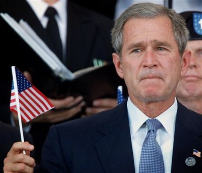 Large George W Bush Oct11 01 Legacy