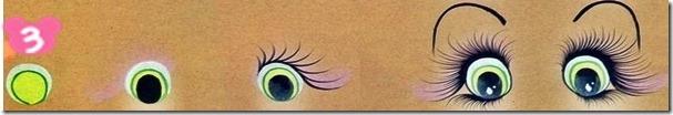 Pintando olhinhos de bonecas3