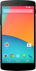 LG Google Nexus 5 Android KitKat available on Indian online stores