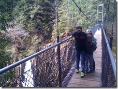 Hiking Drift Creek Falls