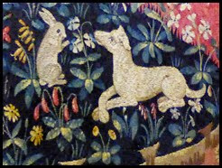 c detail tapestry
