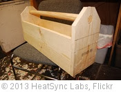 'Wood Shop Class Tool Box' photo (c) 2013, HeatSync Labs - license: http://creativecommons.org/licenses/by-sa/2.0/