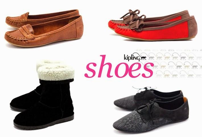 kipling inverno 2014 sapatos