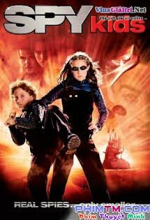 Điệp Viên Nhí - Spy Kids Tập 1080p Full HD
