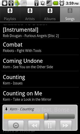 【免費媒體與影片App】DroidDoesMusic-APP點子