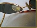 Kacamata Pavilion - nosepad