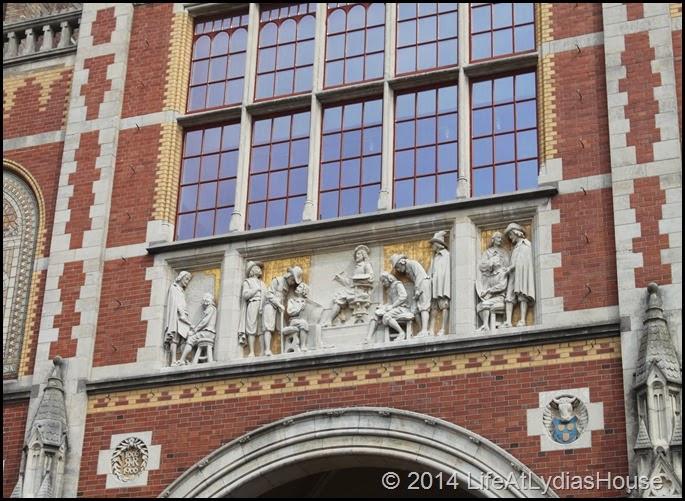 Rijks Museum details 6