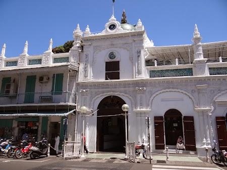 Obiective turistice Port Louis: Moschee Mauritius