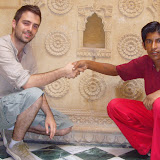 Raju et David