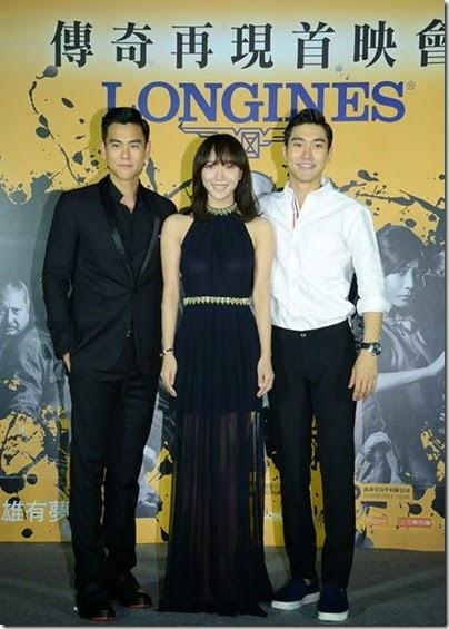 2014.11.26 Eddie Peng during Rise of the Legend - 彭于晏 黃飛鴻之英雄有夢 台北 03